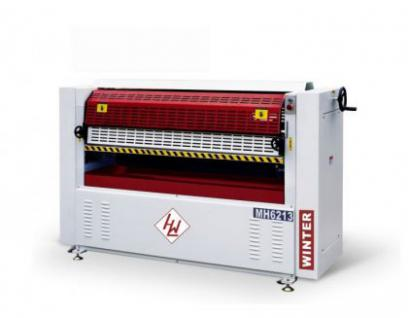WINTER 4-Walzen Leimauftragsmaschine GLUEMAX 1300