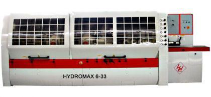 WINTER Hobel- und Kehlautomat Timbermax 6-33 - Vorschau 1