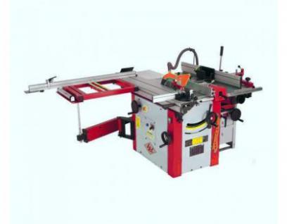 WINTER 5-fach Kombimaschine K5 260 - 1600 - Vorschau 1