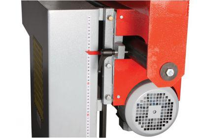 WINTER Langbandschleifmaschine LBS 2500 - Vorschau 3