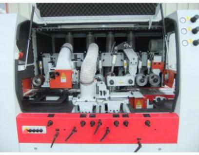 WINTER Vierseitenhobel - Kehlautomat Timbermax 4-20 - Vorschau 2