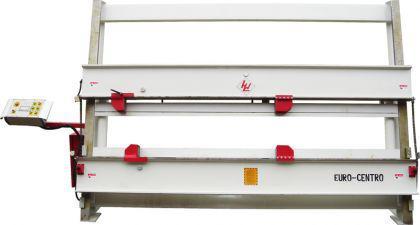 WINTER Rahmenpresse Typ EURO-CENTRO 2500
