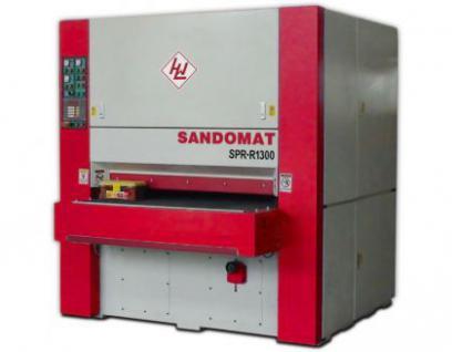 WINTER Breitbandschleifmaschine SANDOMAT SPR-R 1300