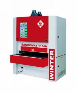 WINTER Breitbandschleifmaschine Sandomat RP 1100