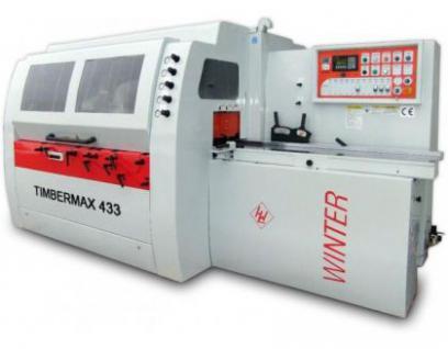 WINTER Hobel- und Kehlautomat Timbermax 4-33 - Vorschau 1