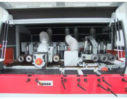 WINTER Hobel- und Kehlautomat Timbermax 4-33 - Vorschau 2