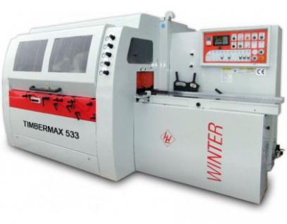 WINTER Hobel- und Kehlautomat Timbermax 5-33 - Vorschau 1