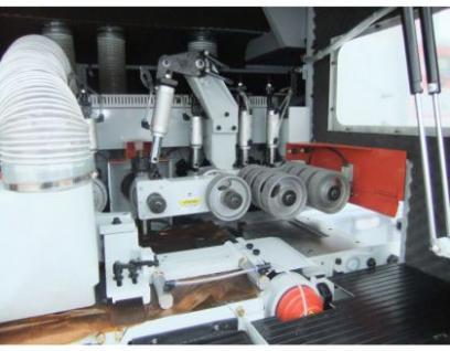 WINTER Hobel- und Kehlautomat Timbermax 5-33 - Vorschau 4