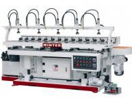WINTER oszillierende Mehrspindelbohrmaschine Typ MX 6414