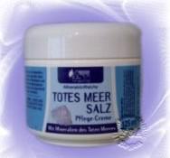 Pullach Hof - Totes Meer Salz Creme 125ml