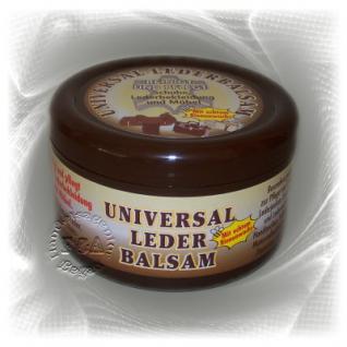 Universal Lederbalsam 250ml mit echtem Bienenwach