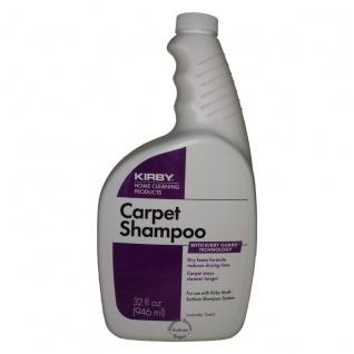 Original Kirby Allergen Carpet Shampoo 946ml