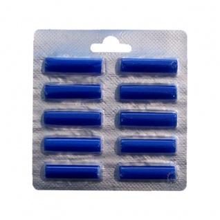 Duftstäbchen Blau Duft - Meeresbriese für viele Staubsauger wie Kirby AEG Vorwerk Miele Bosch