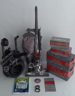 Kirby Staubsauger G10 Sentria F-STYLE MAXI System + Garantie