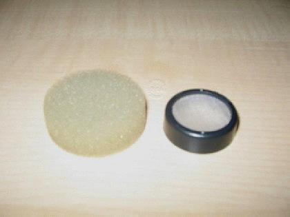 KIRBY Sieb & Filter Schwamm G3 - G4
