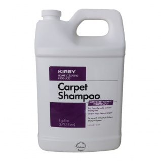 Original KIRBY Allergen Carpet Shampoo 3, 785 Liter