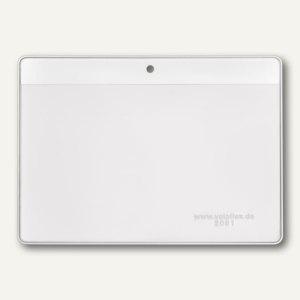 Namensschild VELOCARD® 105 x 74 mm, Rundloch, ohne Clip, 100 St., 2021800