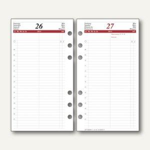 Dohse ide Timing 2 Kalendarium, 9.5 x 17 cm, 1 Tag / 1 Seite, 70-66 900 001