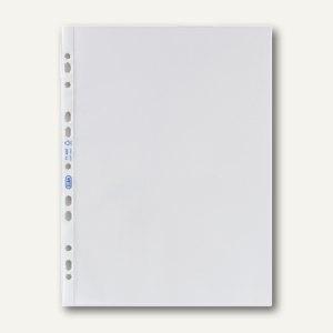 Elba Prospekthüllen, DIN A4, PP 90 my, transparent, 100 Stück, 400005473