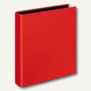 Ringbücher VELOCOLOR A5, Karton, 2 D-Ringe Ø 25 mm, hellrot, 10 Stück, 1151321