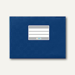Herma Heftschoner DIN A5 quer, PP, dunkelblau gedeckt, 50 Stück, 7413