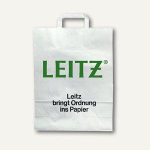 LEITZ Papier-Tragetasche mit LEITZ-Aufdruck, für 2 Ordner, 250 St., 98181451
