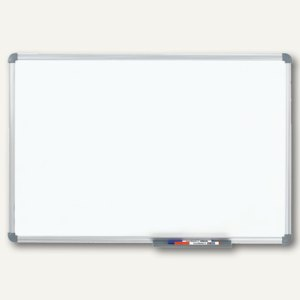 MAUL Whiteboard Office, Emaille, 120 x 180 cm, besonders verschleißfest, 6269984