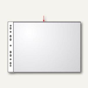 Veloflex Prospekthüllen DIN A3 quer, glasklar 80my, 100er Pack, 4334000