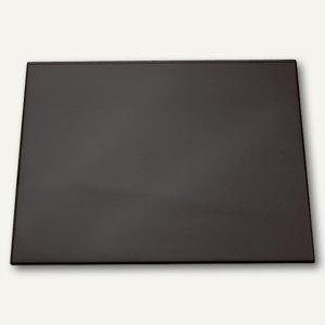 Durable Schreibunterlage 70 x 50 cm, Vollsichtplatte, schwarz, 5 Stück, 7203-01