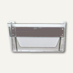 Magnetischer Prospekthalter DocuPockets, DIN A4 quer, 331 x 190 x 105 mm, PS