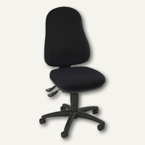 Topstar Bürodrehstuhl Point 60, schwarz, 8160G20