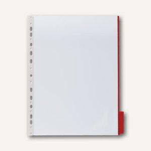 Durable Function Sichttafel, DIN A4, rot, 5 Stück, 5607-03