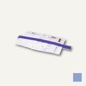 Durable Vorordner, A-Z und 1-31, in Schuppenform, blau, 3700-06