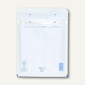 officio Luftpolstertasche E, 240 x 275 mm, weiß, 100 Stück, 81020400