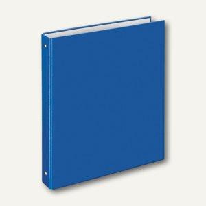 """Ringbücher """" Basic"""", DIN A4, PP, 4-Rund-Ringe Ø 16 mm, blau, 15 Stück, 4144950"""