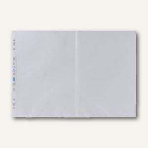 Elba Prospekthüllen DIN A3 quer, blendfrei, PP 90my, farblos, 50 St., 100460996
