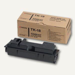 Kyocera Toner Kit für FS1020D - schwarz, TK18