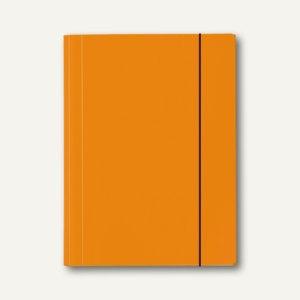 Sammelbox VELOCOLOR®, A4, Karton, 15 mm Füllhöhe, 350g/qm, orange, 6St., 4442 33