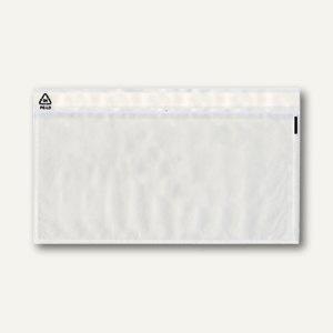 officio Dokumententaschen DL 230 x 120 mm, neutral, selbstkl., 250 Stück