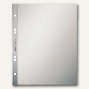 Prospekthülle extrastark, DIN A5, 0.13 mm, PP, genarbt, 100 St., 4700-00-03, 4705