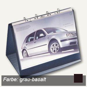 Durable Tisch-Flipchart DURASTAR, DIN A3 quer, basalt, 8569-39
