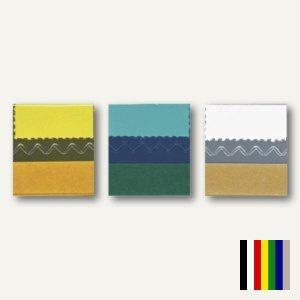 Durable TABFIX, 25 mm, 2-zeilig, farbig sortiert, 120 Stück, 8412-00