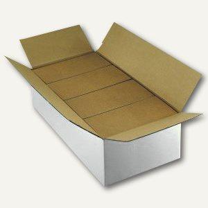 Versandkarton Faltbox CD425 für 4 Blitzboxen à 25 CDs im Case, 20 St., 520425-P