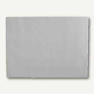 officio Schreibunterlage ohne Folie, 65 x 52 cm, grau