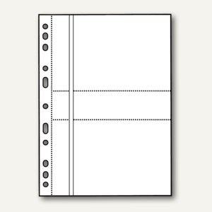 Veloflex Fotohüllen, DIN A4, für 4 Fotos 13 x 18 cm quer, 50 Stück, 5347500