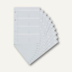 Durable Erweiterungssatz für Telefonringbücher TELINDEX®, DIN A5, 40 St., 2456-10