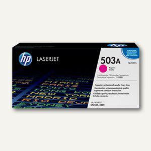 HP Toner Nr. 503A, ca. 6.000 Seiten, magenta, Q7583A - Vorschau