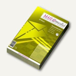 MAILmedia Versandtasche B5, gummiert, 90g/m², braun, 100 St., 30002476