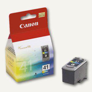 Canon Tintenpatrone MP450, color, normale Kapazität, CL-41, 0617B001 - Vorschau