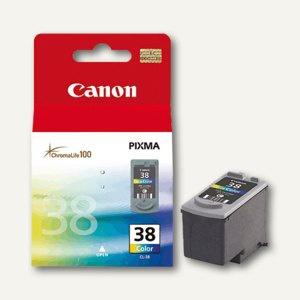 Canon Druckkopfpatrone CL-38, IP2500, color, 2146B001